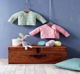 tricots bébés